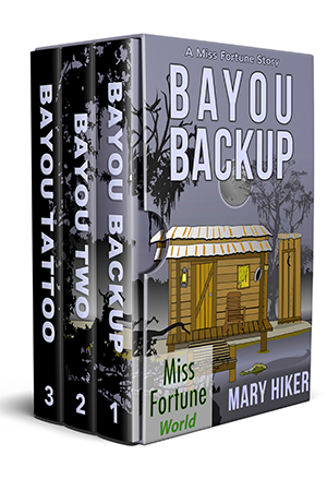 Bayou Boxed Set